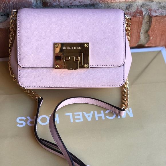 d61cd6d1a Michael Kors Bags | Tina Small Clutch Crossbody Bag | Poshmark